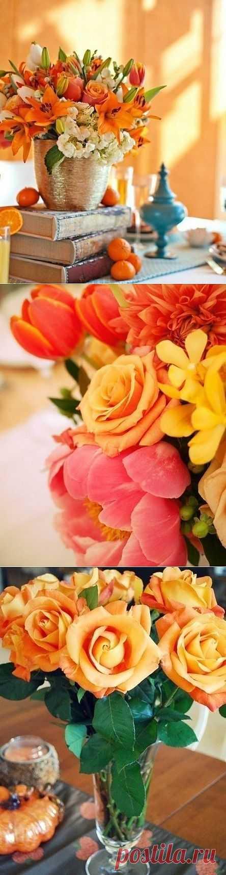 Тепло-розовое настроение