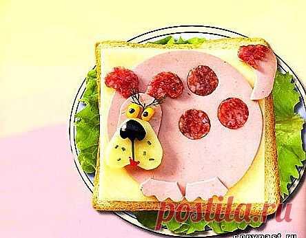 Салат с копченой рыбой «Мистер» | Don Аппетит