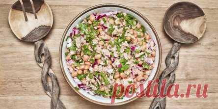 10 вкусных салатов с фасолью, которые хочется готовить снова и снова