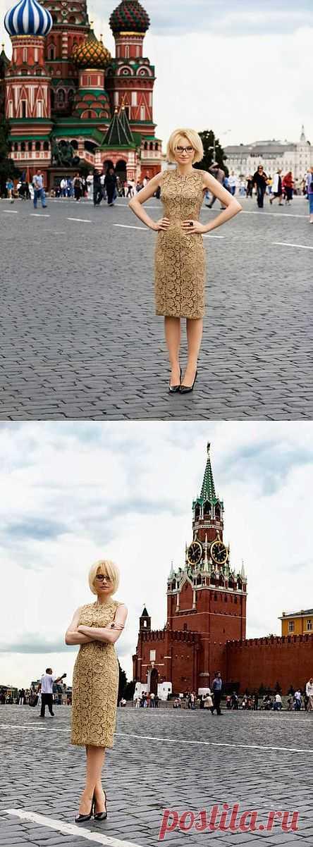 Fashion Inspiration: Уроки стиля от Эвелины Хромченко.