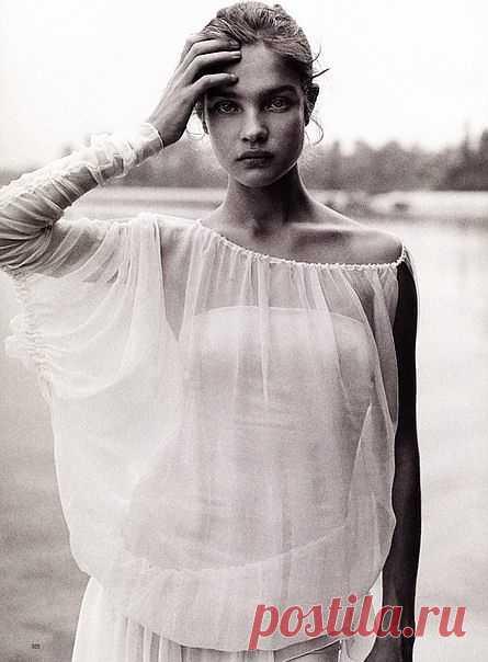 Прозрачная блуза / Простые выкройки / Модный сайт о стильной переделке одежды и интерьера