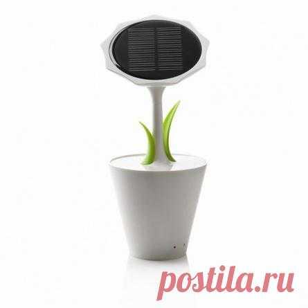 Вы -предпочитаете экологичные источники энергии? Тогда это зарядное устройство на солнечных батареях - для вас!