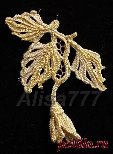 МК листика от alisa777.s.