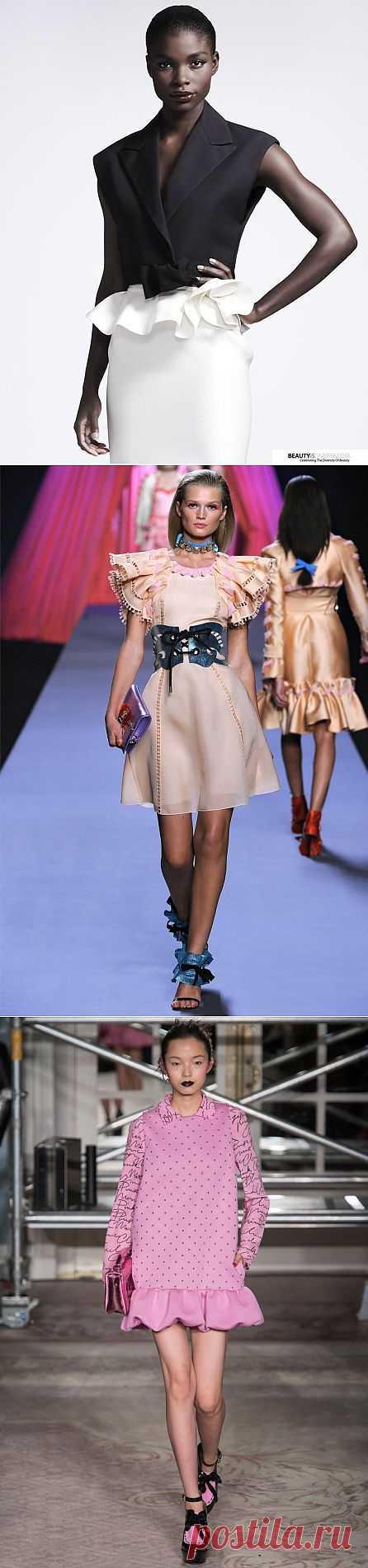 Идет волна! (Много фото) / Тенденции / Модный сайт о стильной переделке одежды и интерьера