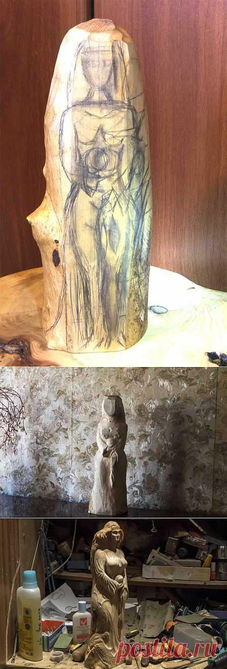 (+1) - Первый опыт скульптуры | Очумелые ручки
