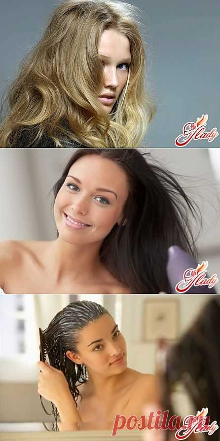Маски для секущихся волос в домашних условиях
