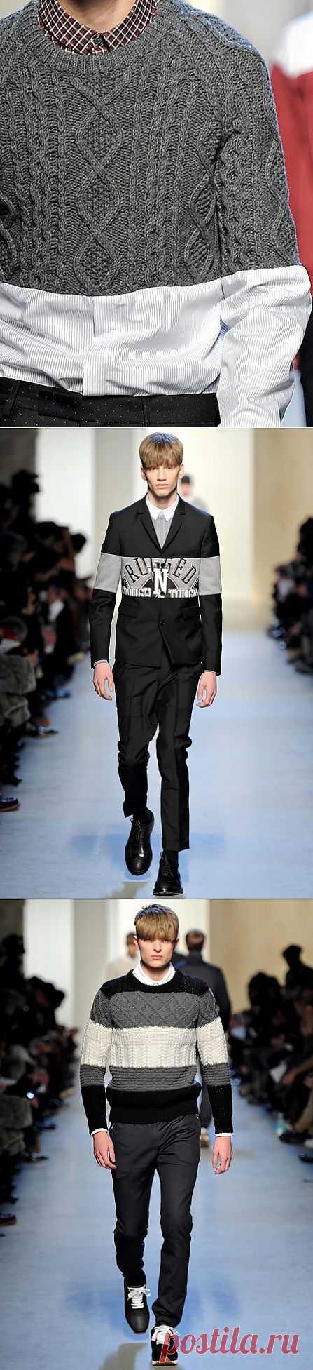 Коллекция Kris Van Assche (трафик) / Дизайнеры / Модный сайт о стильной переделке одежды и интерьера