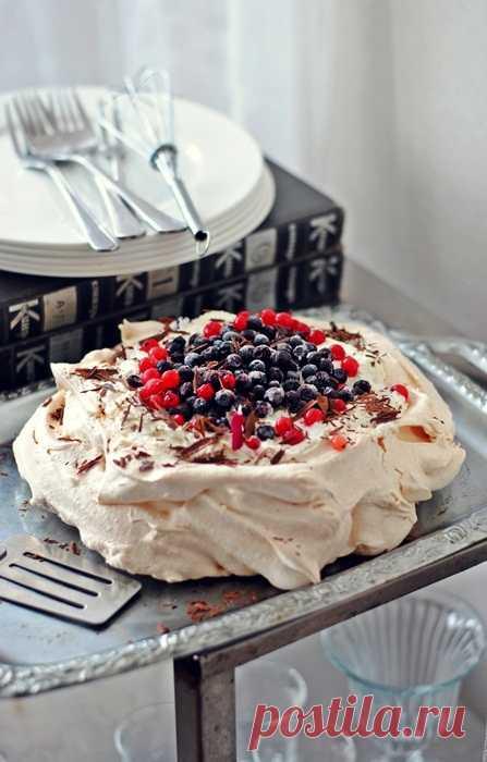 обожаю печь торты