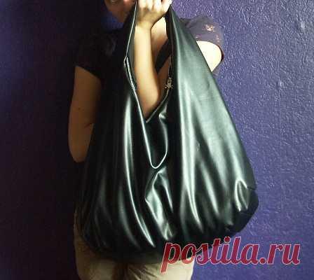 070c0456 шьем сумку мешок из кожи - Поиск в Google | сумки | Постила