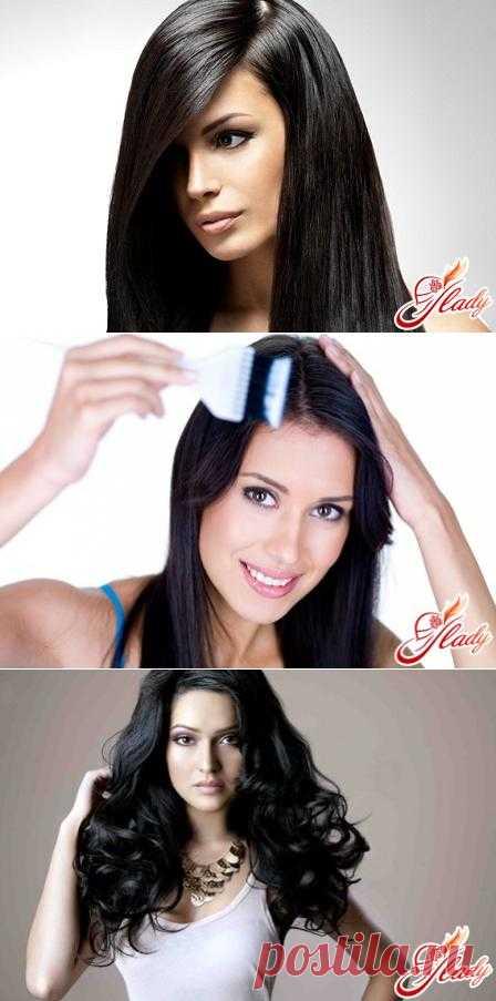 Черная краска для волос. Как выбрать лучшую?