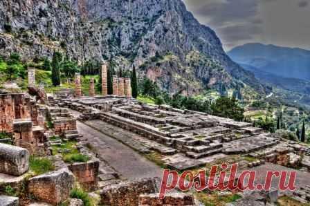 Дельфы, Греция: достопримечательности, на карте, отели, экскурсии Город Дельфы в Греции, достопримечательности, которые надо посмотреть туристу, история, экскурсии, горящие туры, отели, интересные места, погода, Дельфы на карте Греции.