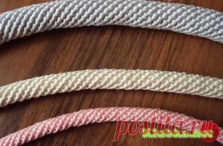 Вязание жгута крючком » Клубка.Нет - Все о вязании крючком