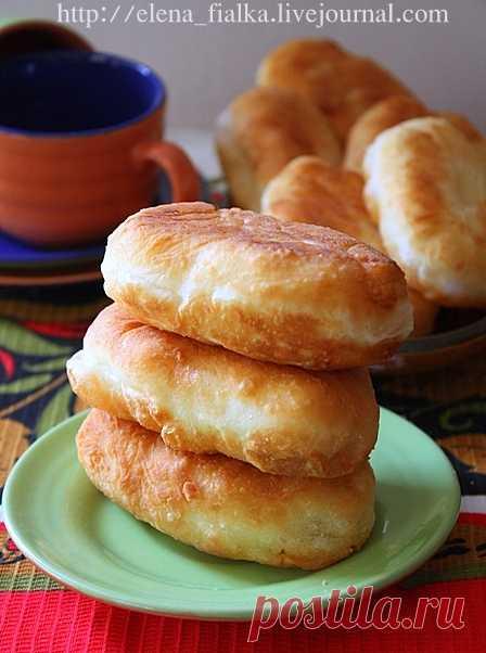 Пирожки с картофелем - Кухня народов мира — ЖЖ