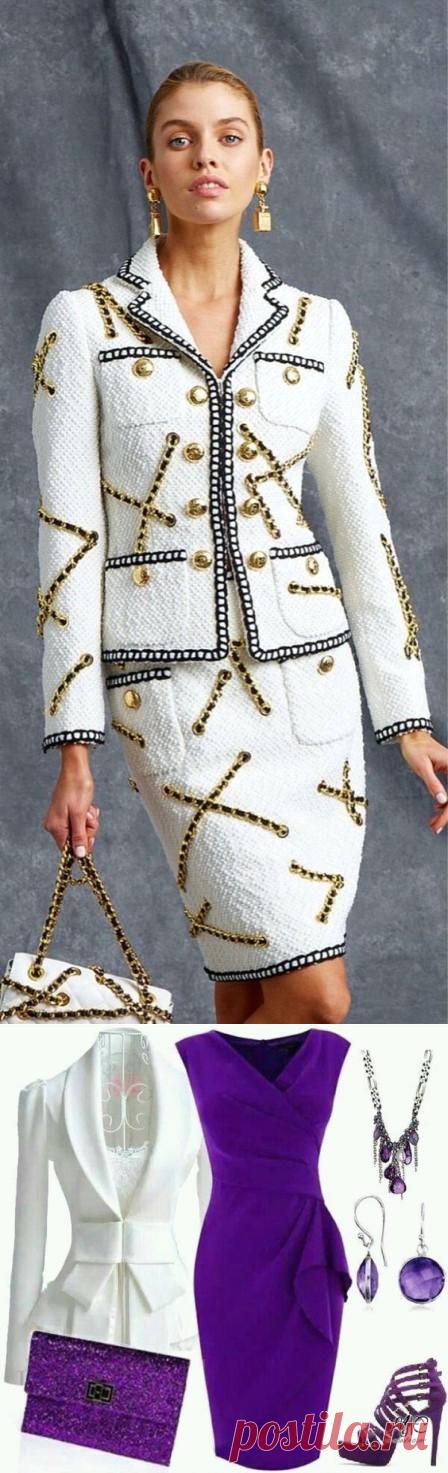 Поиск на Постиле: образы с пиджаком