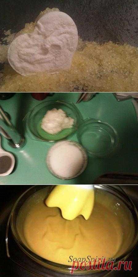 Солевое мыло. Зайдя на мой любимый сайт SoapSpirit.ru, я конечно не могла пропустить такое мыло.