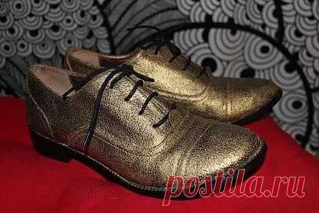 Волшебные башмачки / Обувь / Модный сайт о стильной переделке одежды и интерьера