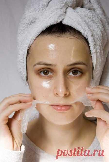 Маска для эффективной очистки пор на лице