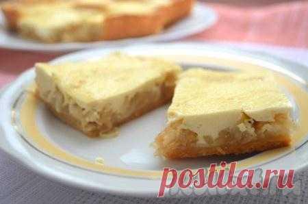 Луковый пирог (рецепт с фото) | RUtxt.ru