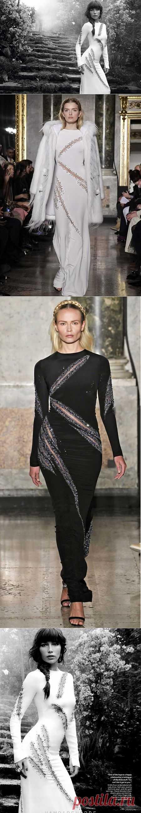 Платье от Фредди Крюгера / Вещь / Модный сайт о стильной переделке одежды и интерьера