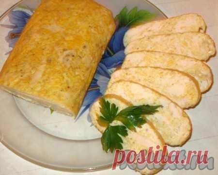 Мясной хлеб - выглядит очень даже аппетитно, и на вкус очень даже вкусно!!!