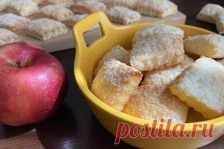 Творожное печенье за 15 минут – пошаговый рецепт с фотографиями
