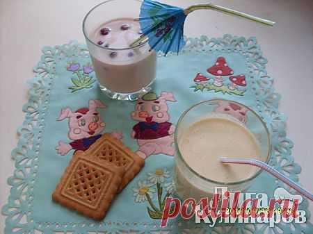 Живой йогурт из топленого молока — рецепт пошаговый от Лиги Кулинаров