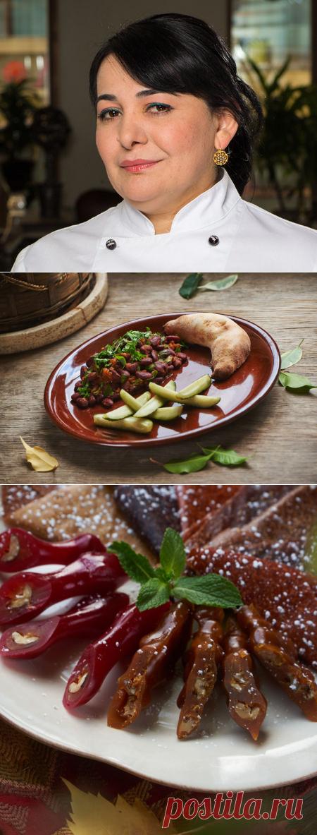 Здоровая диета по-грузински: три рецепта
