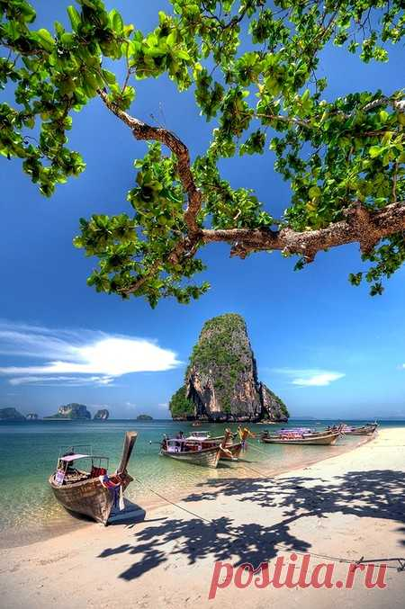Красивые места планеты. Краби, Таиланд