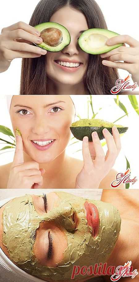 Маска для лица из авокадо: придайте свежесть вашей красоте
