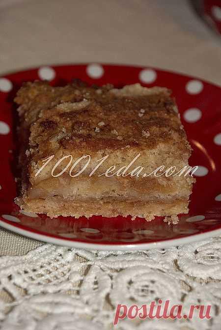 Рецепт венгерского яблочного пирога - Пирог с яблоками . 1001 ЕДА вкусные рецепты с фото!