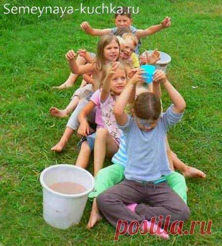 ИГРА КВЕСТ для детей (100 идей на ваш сценарий).   Семейная Кучка