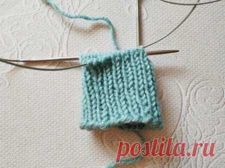 Вязание без заморочек. Самый простой способ связать классические варежки спицами