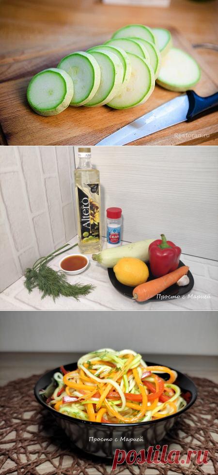 Как я теперь готовлю кабачки НА ДАЧЕ: трачу всего 8 минут, а разбирают на ура (попробуйте, не пожалеете) | 6 соток
