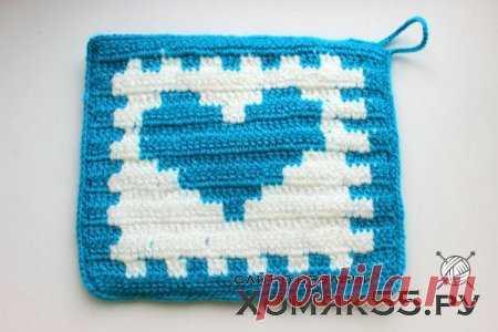 Вязание для дома » Страница 2 » «Хомяк55» - всё о вязании спицами и крючком
