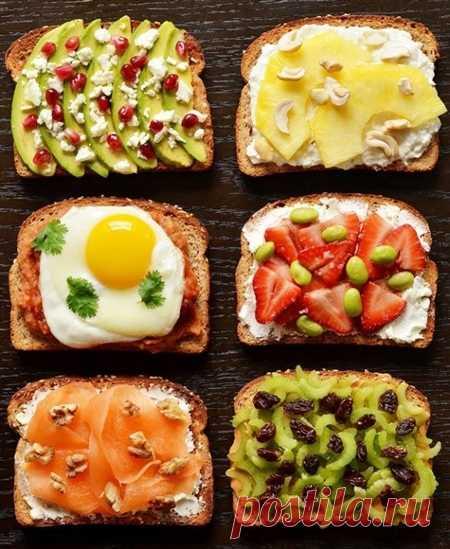 30 вкуснейших намазок на хлеб, которые заменят полноценный обед!..