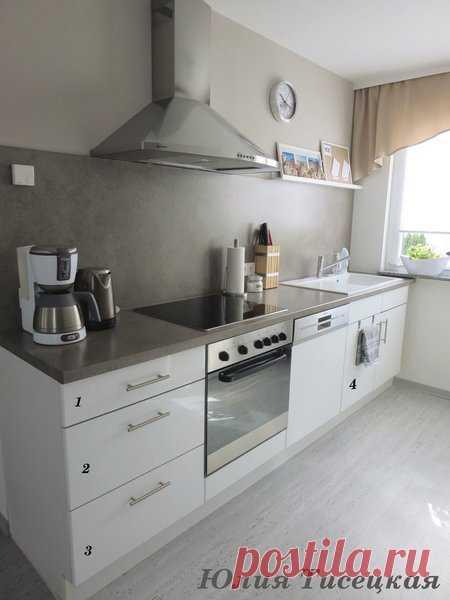 Эта кухня пример идеальной организации хранения на кухне! Часть 1. | Какую кухню купить? | Яндекс Дзен