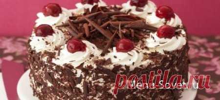 3 рецепта домашнего торта