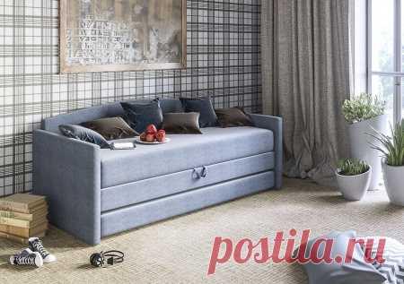 Купить кровать с независимым пружинным блоком Оксфорд в Минске | Кровати с пружинным блоком, цены