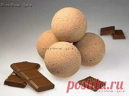 Согревающая бомбочка для ванной с корицей, кофе и сливками | Золотые Руки