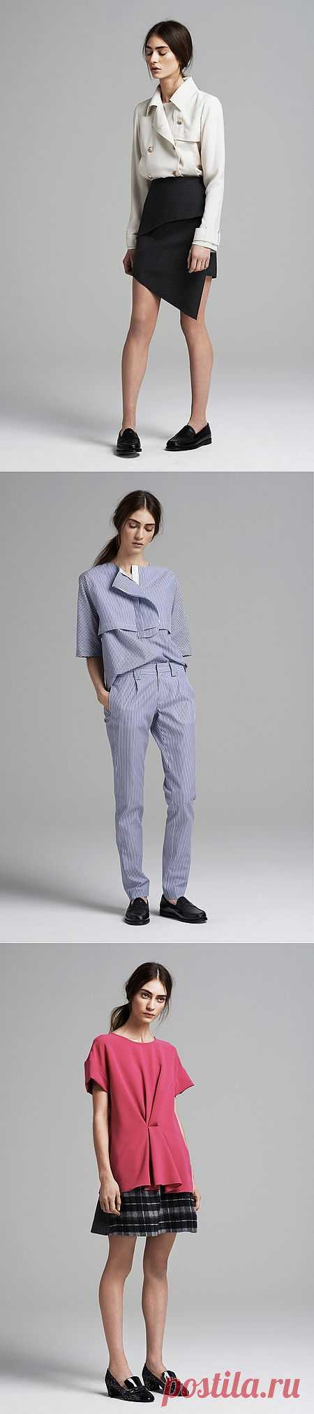 Thakoon Addition - свежий лукбук / Лукбуки / Модный сайт о стильной переделке одежды и интерьера