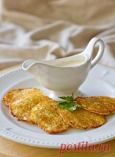 Драники | Вкусный блог - рецепты под настроение