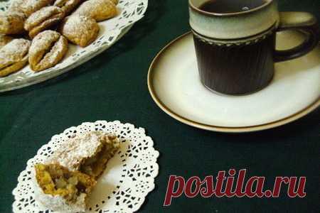 Милопитакья (пирожки с яблоками). – пошаговый рецепт с фотографиями