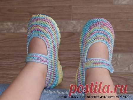 Обновляем детскую обувь