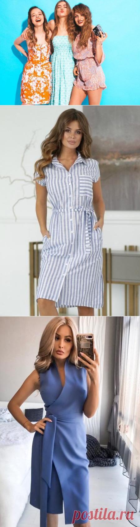 Модели платьев, которые подходят абсолютно всем женщинам