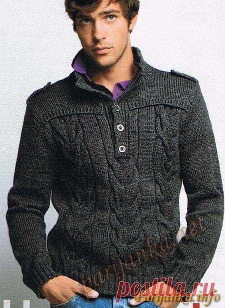 Офицерский пуловер  261*Creatons 10/11 (Бержер)