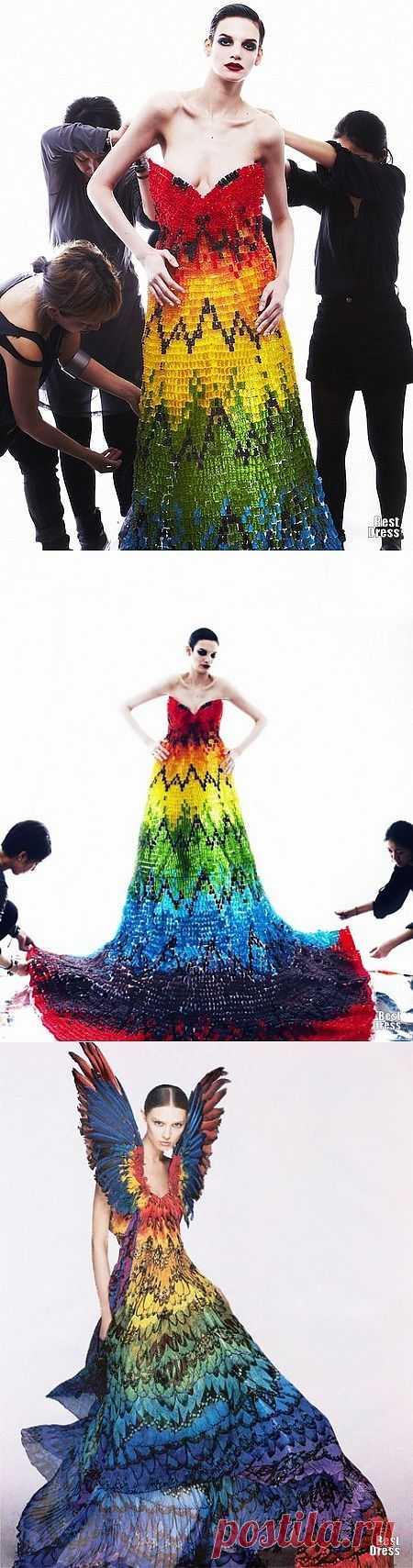 Желейное нечто / Вещь / Модный сайт о стильной переделке одежды и интерьера