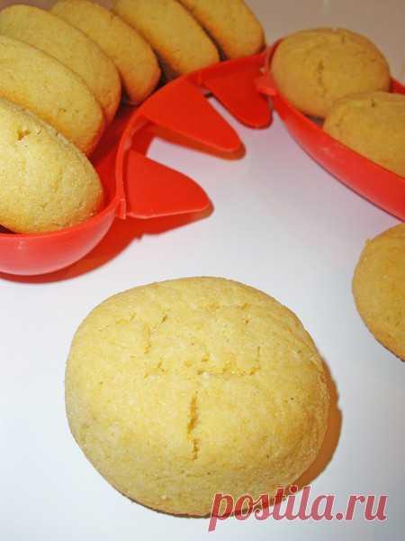 Печенье из кукурузной и рисовой муки - annatalia_nata — ЖЖ
