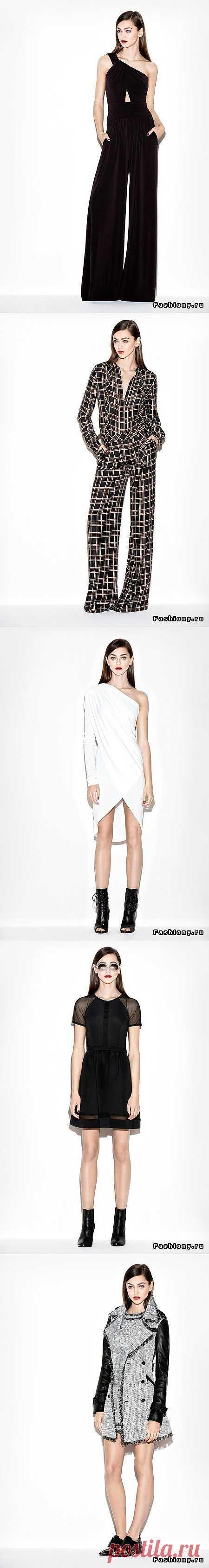 (+1) тема - Rachel Zoe pre-fall 2014 | Мода
