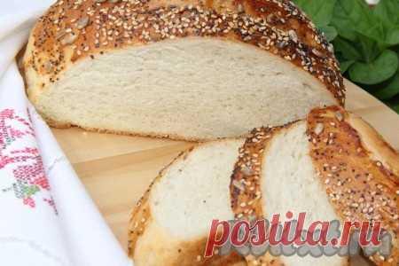 La receta del pan sobre el agua mineral