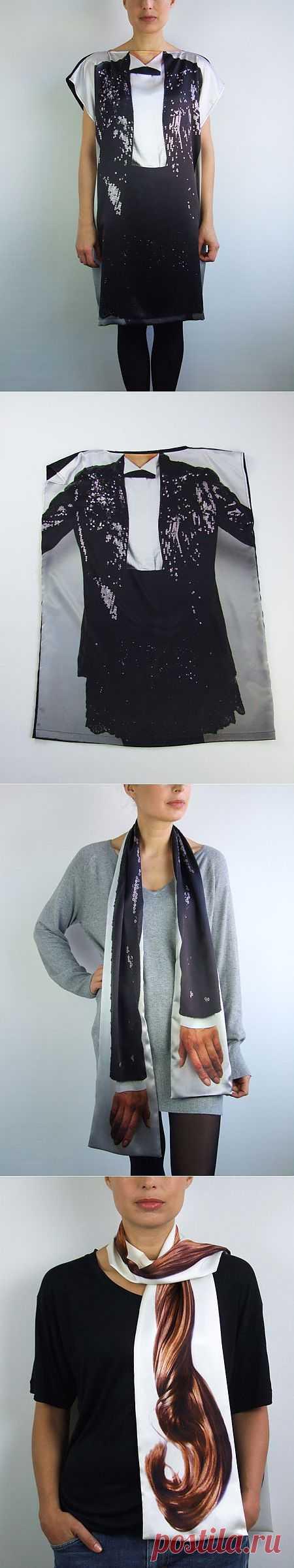 Фотооденемся (трафик) / Рисунки и надписи / Модный сайт о стильной переделке одежды и интерьера